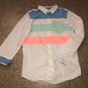 Cat & Jack button down shirt